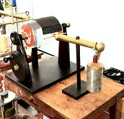 Early Electrostatic Machine Scientifiques Instrument Nairne Wimshurst Winter Tsf