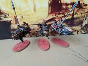 Warhammer 40k Shadowkeepers Custodes Jet Bikes Pro Painted Made To Order