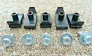 Ford Self-tapping Metal Screw Engine Undertray Splash Guard Cover Clips
