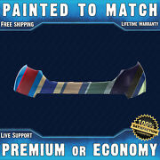 New Painted To Match - Front Upper Bumper For 2017 2018 2019 Honda Cr-v 17 18 19