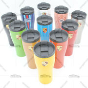 Genuine Porsche Insulated Coffee Thermos Mug Select A Color 15oz Great Gift