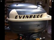 Evinrude Lightwin 3 Hp Outboard Boat Motor 1955