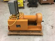 American Crane And Hoist/stanspec Right Way Worm Gear Electric Heavy Duty Winch