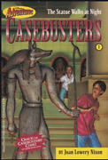 Disney Adventures Casebusters The Statue Walks At Night By Joan Lowery Nixon