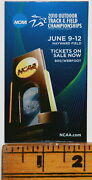 Ncaa 2010 Outdoor Track And Field Championships Magnet 3.5x2 Hayward Field Or