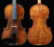 Rare Master Perfect Violin After Amati 1653 Full Violin 4/4 200-y Old Spruce