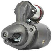 New 12v Starter Fits Massey Ferguson Tractor To20 To30 To35 181-541-m91 10461661