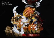 One Piece Luffy Gear Fourth Resin Gk Tatue Large Collection Figure New In Stock
