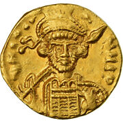 [488322] Coin, Constantine Iv, Solidus, Constantinople, Au, Gold, Sear1154