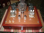 832 Stereo Tube Amplifier Push-pull 14 Watts Hand Built 12at7 5y3 832 Amp
