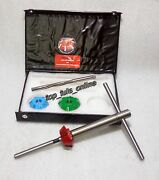 Briggs And Stratton Animal M Valve Seat Cutter Set 2 Angles Cut Carbide Tipped