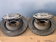 Brembo Rear Calipers And Rotors For Lx Platform Cars