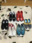 David Bowie Collection All Type 6 Set Sneakers Us 9 27.0cm Rare
