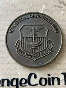 16th Special Operations Wing Sow Afsoc 'jim Oeser' Any Time Place Challenge Coin