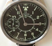 1915 Omega Antique Watches Men's Hand-rolled Overhauled Very Rare From Japan 8k