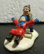 Dept 56 A Christmas Story Ralphie To The Rescue Brother Randy Parker 1st Ed 2006
