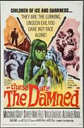 These Are The Damned [1965] Original 1-sheet Poster
