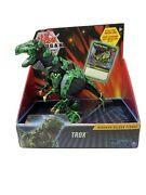 New Bakugan Battle Planet Trox Deluxe Action Figure With Card