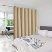 Nicetown Room Dividers Screen Partitions Blackout Blinds For Patio Door Slidin