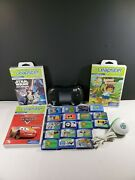 Leapfrog Leapster 2 Star Wars The Clone Wars Learning System +21 Games Pre Owned