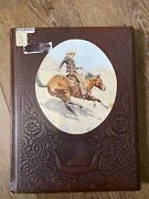Vintage 1973 Time-life Books The Old West The Cowboys Hardcover Book