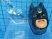 Hot Toys 16 Dx12 The Dark Knight Rises Batman Figure- Smile Mouth Piece + Cover