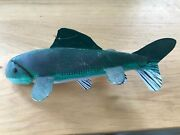 Spearing Fish Decoy Unsigned 7 3/4 Inches Long