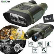 7x31 Night Vision Goggles Binoculars For Day And Night Darkness Photo Video Record