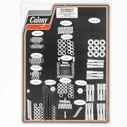 Colony 8306 Cad Complete Stock Hardware Kit - 1940 - 1948 74 And 80 Aluminum Head