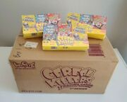 Wax-eye Cereal Killers Series 1 Trading Card And Mini-cereal 3pk Box Case
