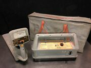 Radiodetection Rd400sl Rd400stx Transmitter And Tote Bag