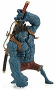 One Piece Scultures Big Modeling Nightmare Luffy Action Figure 5.1inch