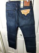 501 Red Line Lvc Blue Jeans Size 33 X 32 Bnwt From Leviandrsquos Store