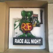 Rat Fink Statue 28 Cm Race All Night American Character Artist Ed Roth 2006 P1