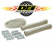 Dei 010702 Protect-a-boot And Wire Kit - Silver - Plug Wire Heat Insulation 8 Pack