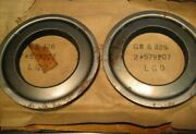 2 Nos Oe Gm Front Wheel Bearing Grease Oil Seals 579207 46-68 Oldsmobile Pass