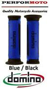 Domino A350 Grips Blue / Black To Fit Honda Cb650 R