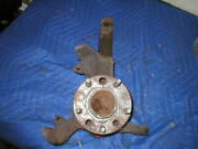 1993-1997 Camaro Firebird Passenger Right Spindle/knuckle Hub Assembly Gm Front