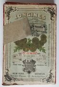 Longines 12.19 Vintage Box For Movements - 1938 - New York - Hs2003001118