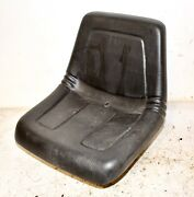 1968 Cub Cadet 124 Garden Tractor Seat And Mount Riding Lawn Mower Part