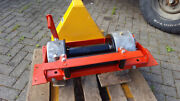 Serie Landrover Fairey Mayflower Winch + Pto + Drive Shafts - Complete Setup