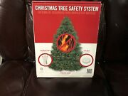 Christmas Tree Safety System Wireless Alarm Fire Box T96