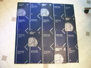 40 Used And Unused Jefferson Nickel Whitman Coin Folder Books With Free Shipping