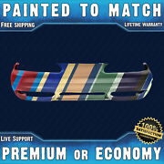 New Painted To Match Front Bumper Replacement For 1999-2004 Oldsmobile Alero
