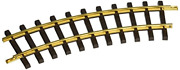 Bachmann Industries Large G Scale Universal Brass Track With 4' Diameter Curve