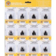 Bachmann Industries Friction Bearing Freight Trucks Without Wheels N Scale Pack