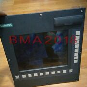 1pc Used Brand Siemens Display 6fc5370-0aa00-3aa0 Tested Fully Fast Delivery