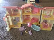 My Little Pony Lullaby Nursery Baby House By Hasbro Vintage 1980's