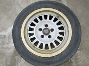 Jjd Twin Tyres, 5x112mm Mercedes, Rare Made In France By Serta.