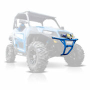 Hmf Hd Deluxe Front Bumper For 2016 Polaris Rzr Xp Turbo - Choose Color